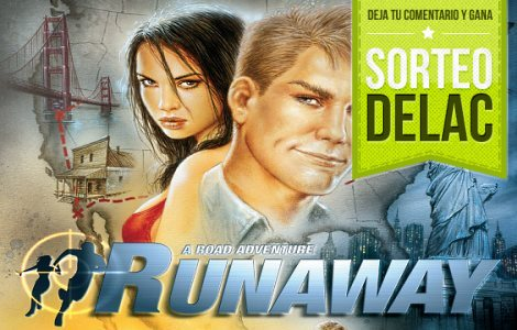 Sorteo Runaway DeLaC Aventuras
